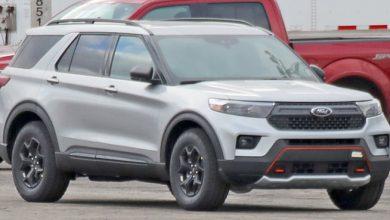 Photo of Aquí hay un primer vistazo a la próxima versión todoterreno del Ford Explorer FX4 ´22