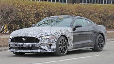 Photo of Ford Mustang S650 prototipo fue atrapado con configuración de freno AWD?