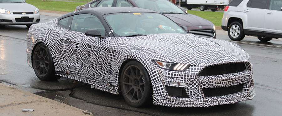 Photo of Ahora el capturado de incógnito fue el Ford Mustang Shelby GT500 2020