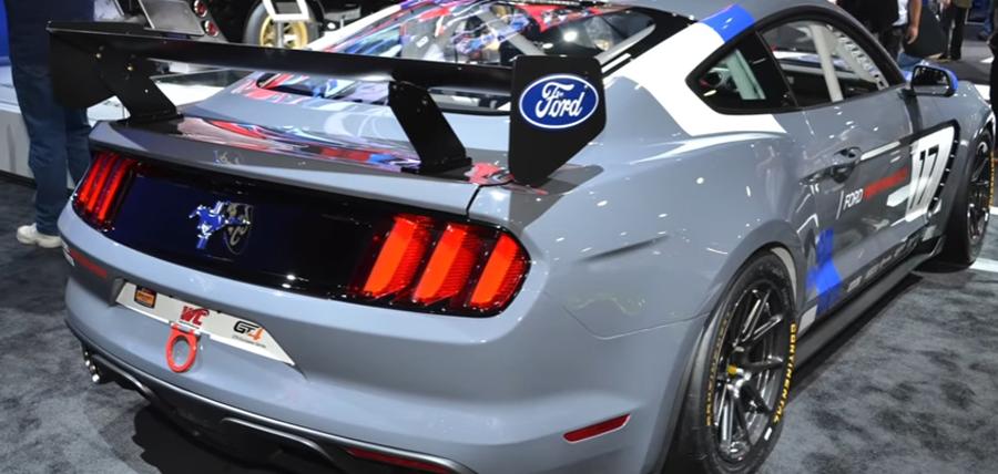 Photo of Exhibe Ford sus últimos vehículos en el SEMA Show 2016