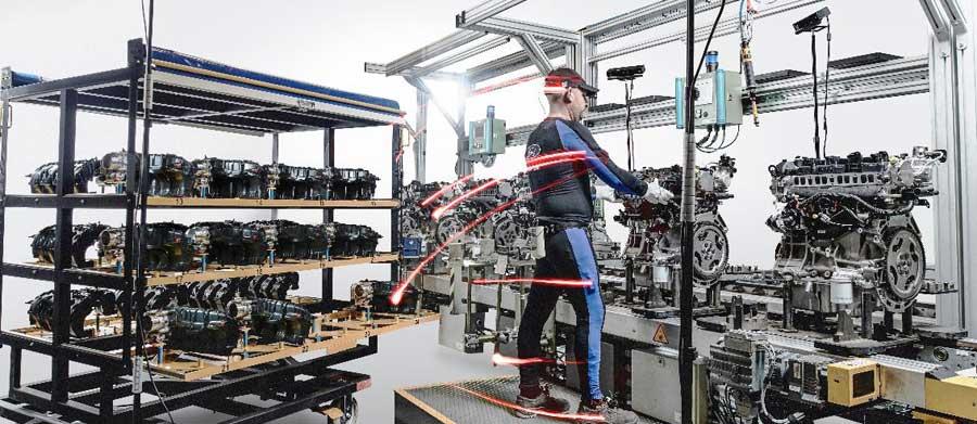 Photo of Implementa Ford traje especial con 15 sensores de movimiento para reducir tasa de lesiones de sus empleados