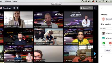 Photo of Formula 1® y Zoom anuncian la primera asociación de Virtual Paddock Club