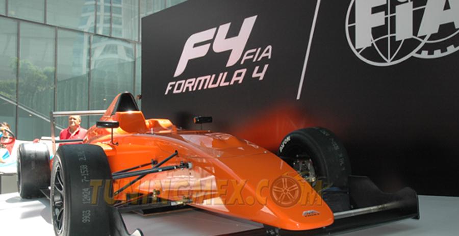 Photo of Se presentará serial F4 NACAM en el marco del GP de México