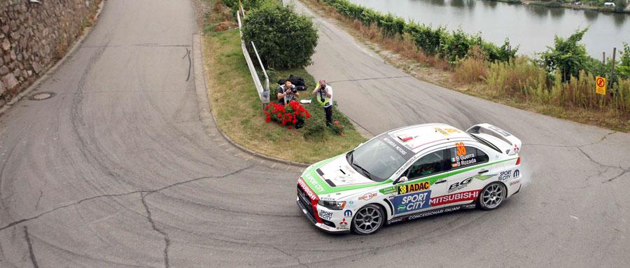 Photo of Benito Guerra se posiciona en el 2º lugar de la jornada del sábado en el Rally de Alemania