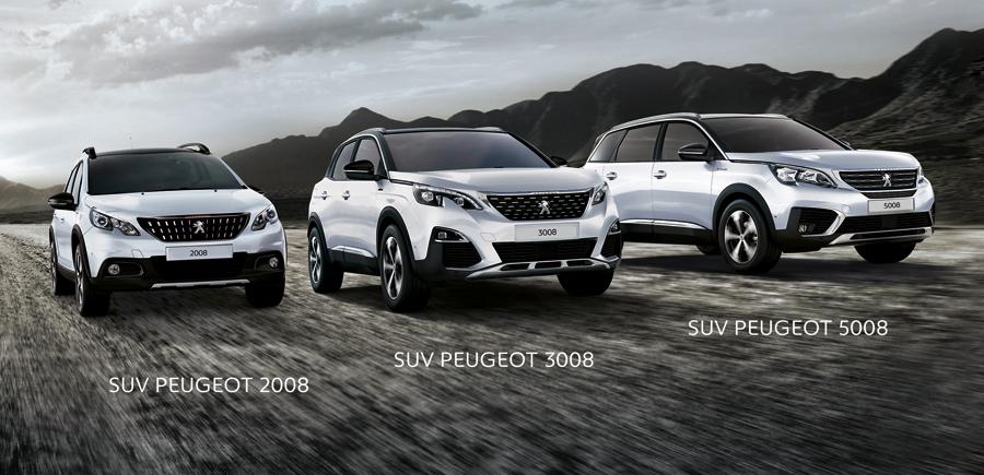 Photo of Refuerza Peugeot México, con una verdadera ofensiva de SUV