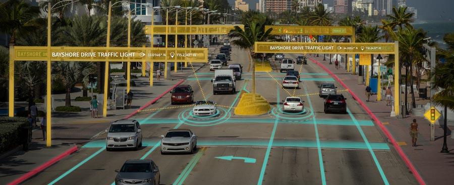 Photo of Se asocian  LG Electronics y Tecnologías Here para desarrollar autos autónomos