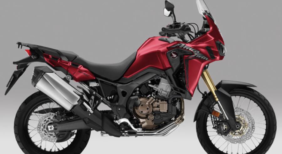 """Photo of Honda CRF1000L """"Africa Twin"""" alcanza nuevas alturas"""