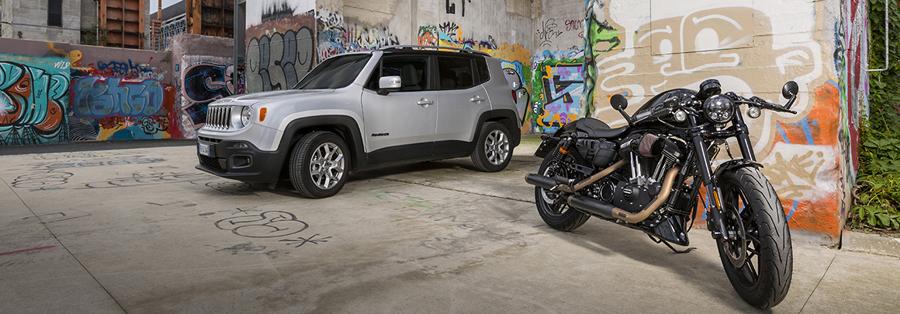 Photo of Renuevan Harley-Davidson® y  Jeep® su exitosa colaboración para 2018