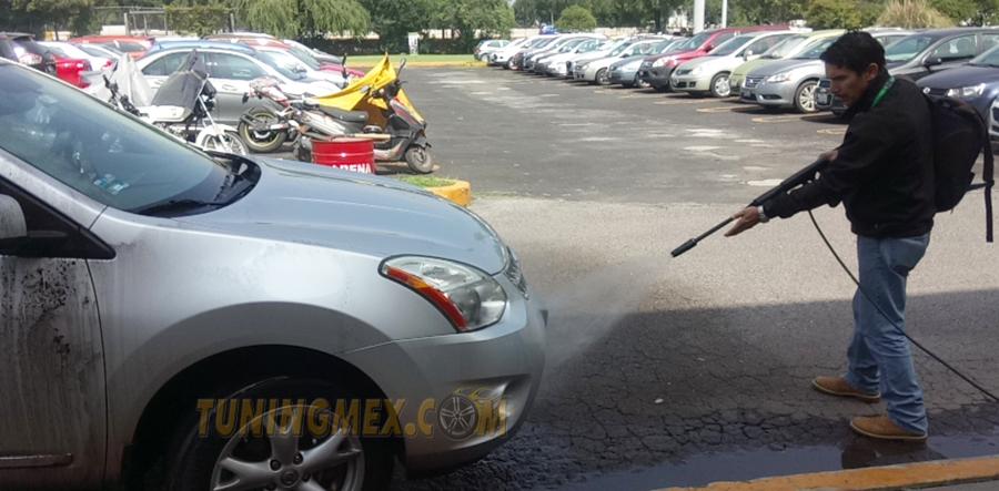 Photo of Ahorra 80% de agua al lavar tu auto con Hidrolavadoras Koblenz