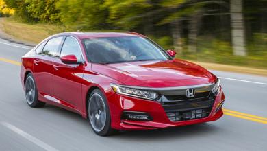 Photo of Honda Accord nombrado en la lista de los 10 mejores autos en 2020
