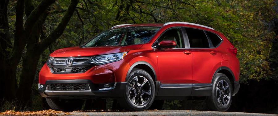 Photo of La Honda CR-V 2017 sigue recibiendo premios
