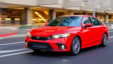 Photo of El nuevo Honda Civic Sedán 2022 obtiene calificación TOP SAFETY PICK+ del IIHS