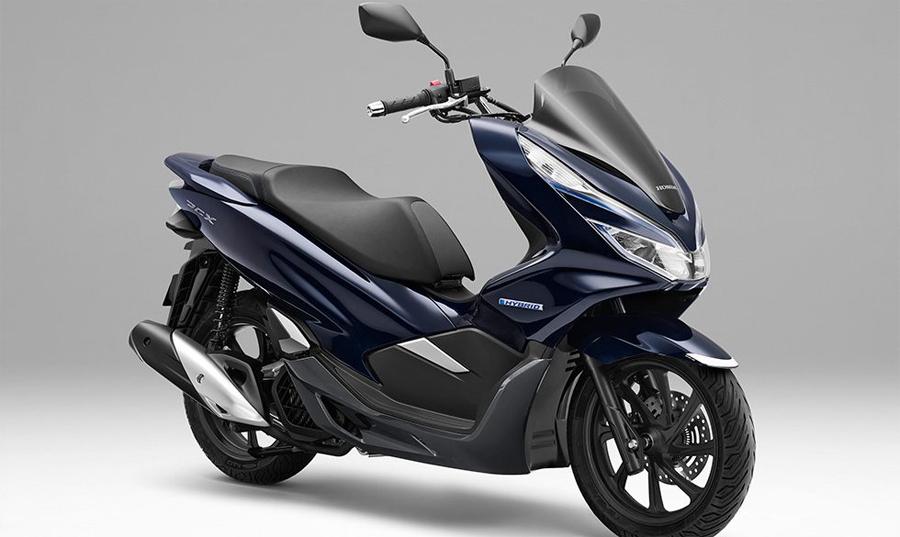 Photo of Lanza Honda la scooter PCX HYBRID