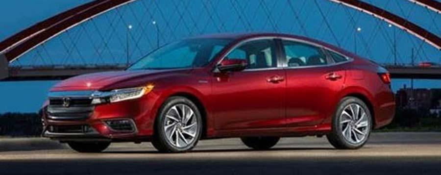 Photo of Fue nombrado Honda Insight  Top Safety Pick+  por el IIHS