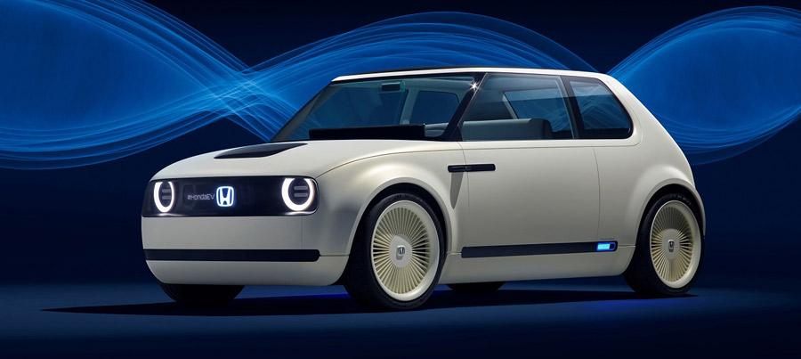Photo of Honda presenta el Urban EV Concept en el Frankfurt Motor Show