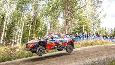 Photo of Se mantiene Hyundai como líder en el Campeonato de Fabricantes del WRC
