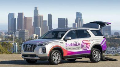 Photo of Lanzó Hyundai  «EnableLA» para ayudar a personas con barreras de desplazamiento en Los Ángeles