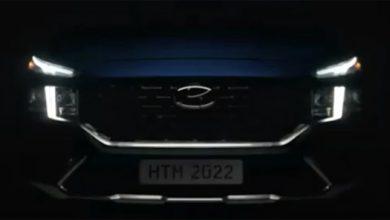 Photo of Confirmado, la nueva Hyundai Santa Fe 2022 está por llegar a México.