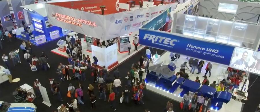 Photo of Falta poco para que arranque INA PAACE Automechanika México City 2018
