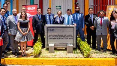 Photo of Inauguró BASF Sitio Tultitlán expansión de planta de producción Base Agua