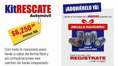 Photo of KitRescate de FIJATEC ahora para automovilistas