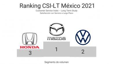Photo of Mazda ocupa en México el primer lugar en satisfacción de servicio a Largo Plazo 2021, JD Power
