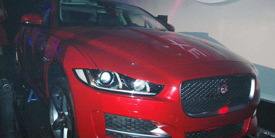 Photo of Presentan  el nuevo Jaguar XE 2016