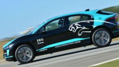 Photo of El Jaguar I-Pace establece un récord de tiempo de vuelta para los SUV eléctricos en Interlagos con neumáticos Goodyear