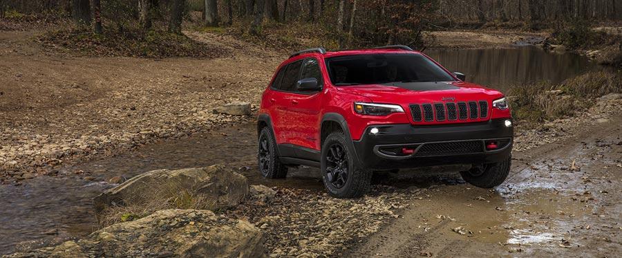 Photo of Nuevo Jeep® Cherokee 2019