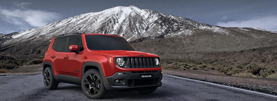 Photo of El lado obscuro de Jeep® Renegade llega a México