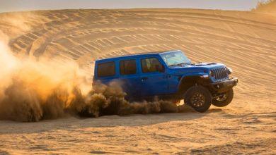 Photo of El nuevo Jeep® Wrangler Rubicon 392 con un motor V-8 de 470 caballos de fuerza