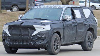 Photo of Jeep Grand Cherokee ´21 de tres filas