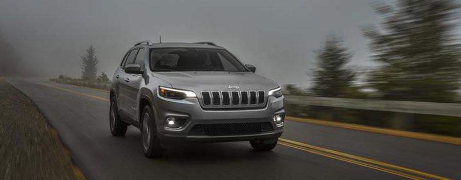 Photo of Jeep® Cherokee 2019