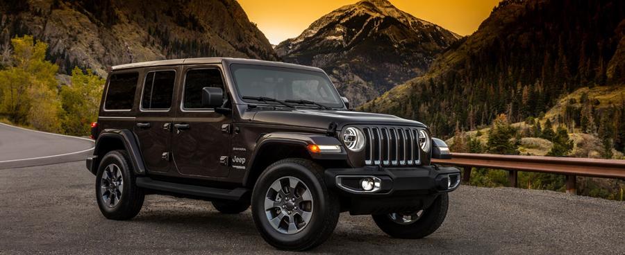 Photo of Se liberan las primeras imágenes del Totalmente Nuevo Jeep® Wrangler  2018