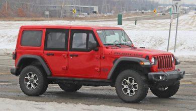 Photo of Jeep Wrangler Unlimited Half-Door hace su debut no oficial