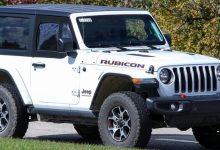 Photo of Capturan el Jeep Wrangler Rubicon Half Door del 21
