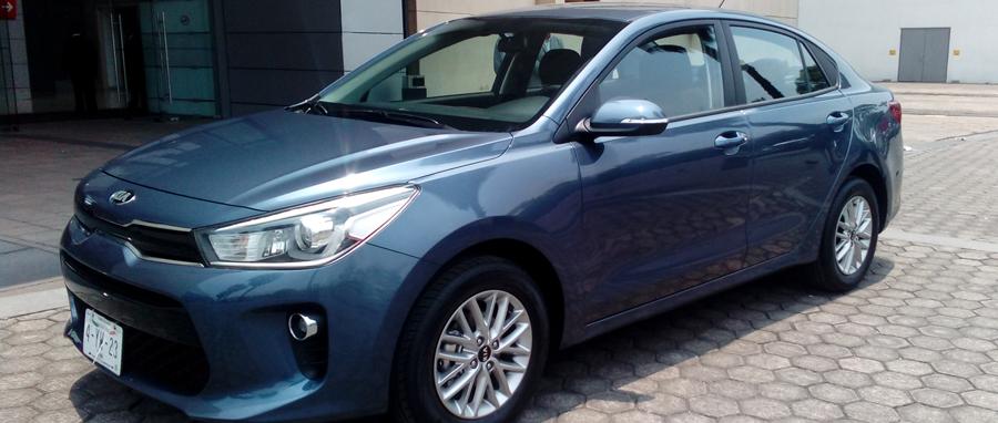 Photo of KIA Rio el auto más vendido de la marca llega a México