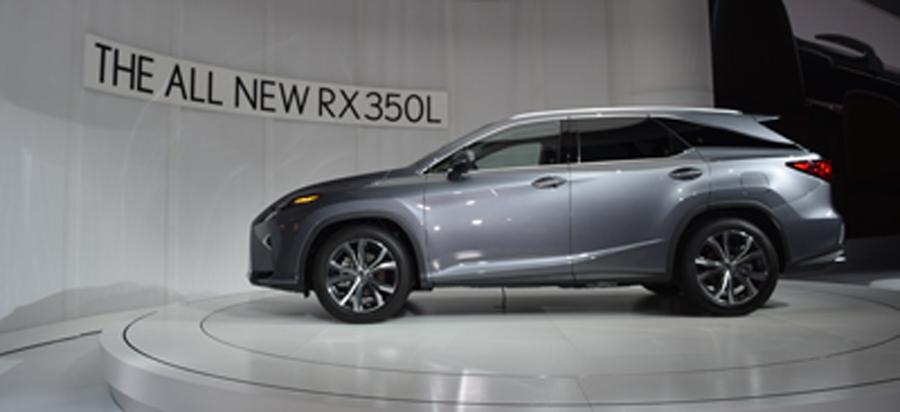 Photo of Nuevos vehículos y debut de tecnologías avanzadas en Auto Show LA