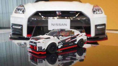 Photo of LEGO Group da vida a un Nissan GT-R NISMO en los icónicos bloques de la marca