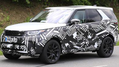 Photo of Actualización de Land Rover Discovery Breaks Cover
