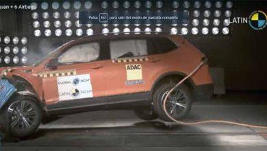 Photo of Volkswagen Tiguan y Jetta obtienen cinco estrellas mientras que Figo de Ford alcanza cuatro