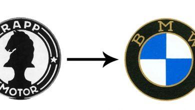 Photo of Historia del logo de BMW y sus colores azul, lila y rojo