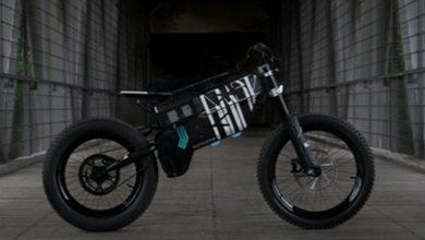 Photo of Entre una bicicleta y una moto está el nuevo Motorrad Vision Amby de BMW