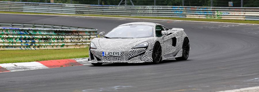 Photo of Hoy, McLaren quitará los velos del 600LT