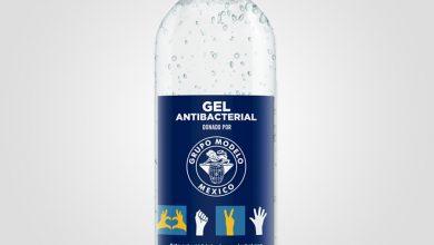 Photo of Grupo Modelo donará 300 mil botellas de gel antibacterial producidas con el  alcohol que se extrae en la elaboración de su cerveza