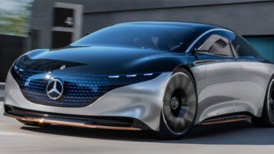 Photo of Vision EQS Mercedes-Benz Concept