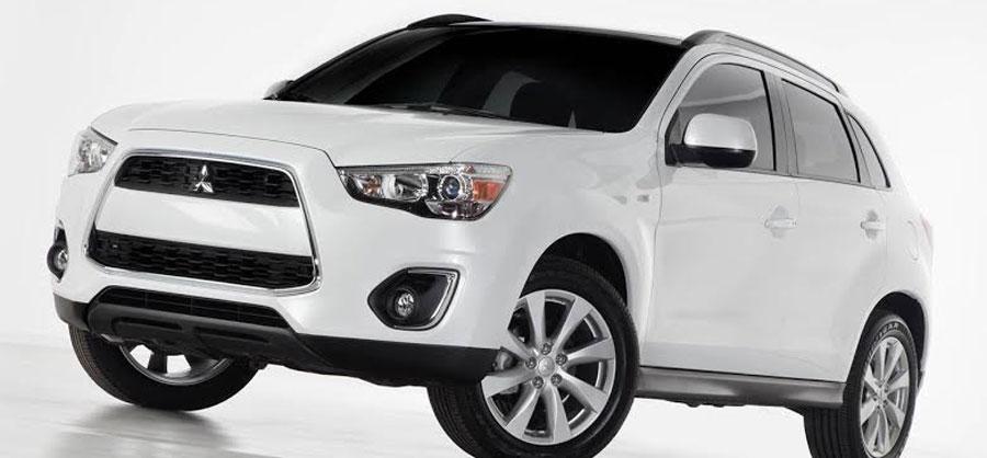 Photo of Mitsubishi ASX 2014 entre las 10 mejores SUVs en relación valor-precio para Kelley Blue Book®