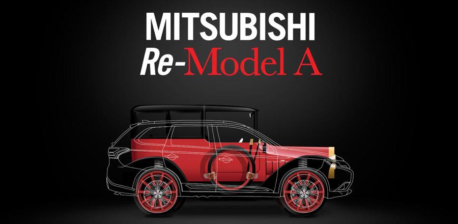 """Photo of El Mitsubishi Re-Model A hará su debut en televisión en un episodio especial de """"West Coast Customs"""""""