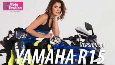 Photo of Una inyección de adrenalina, Aimé Hernández y la Yamaha R15