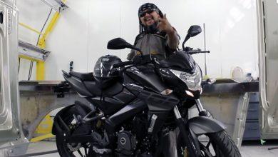 Photo of Gánate bella motocicleta personalizada por ART y Mauricio Hernández